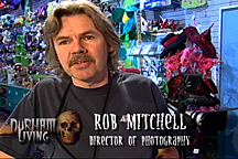 Cinematographer Rob Mitchell